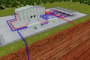 eficiencia energética Asturias - geotermia