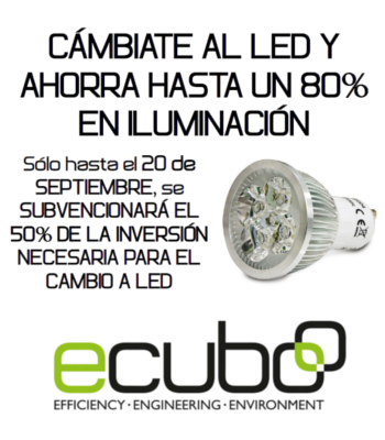 Subvención de eficiencia energética