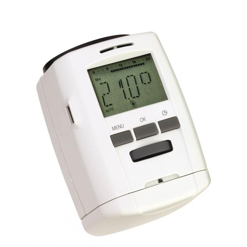 cabezal termostático